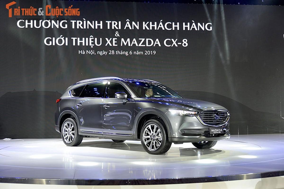 Can canh Mazda CX-8 moi hon 1 ty dong tai Ha Noi-Hinh-2