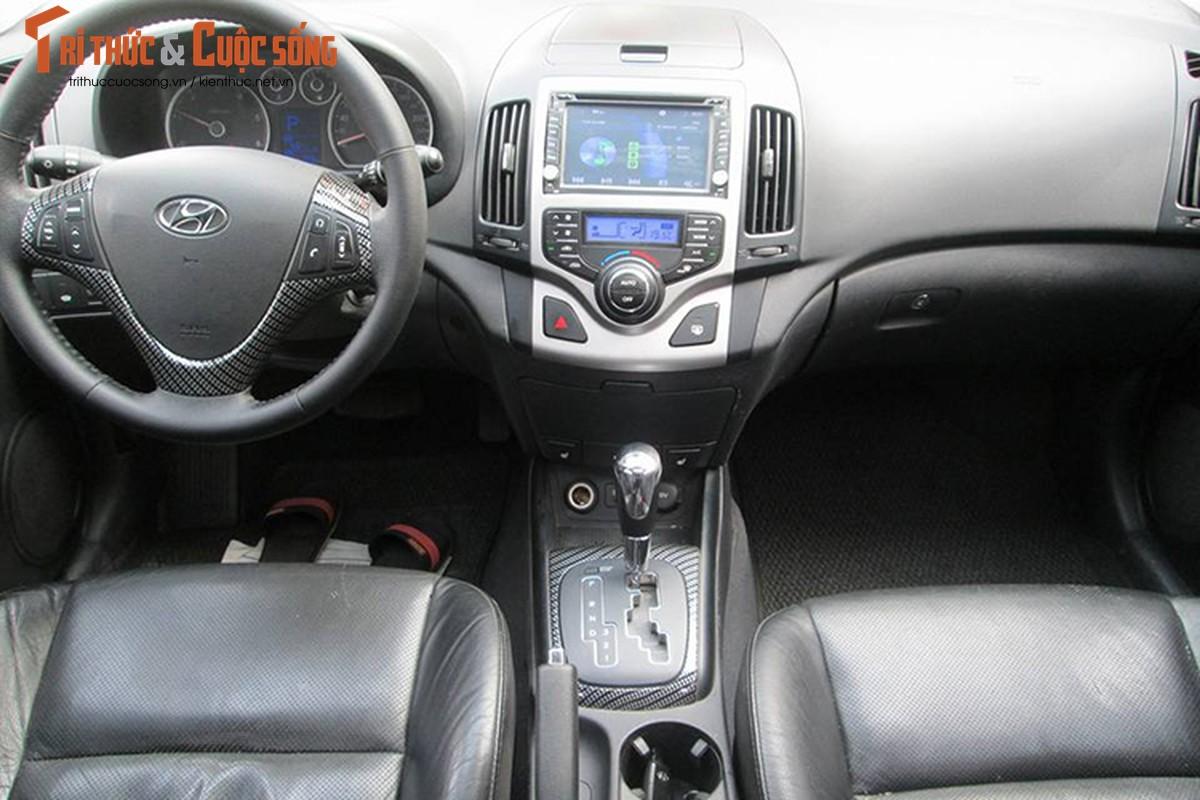 Hyundai i30 may dau dung 12 nam ban 350 trieu o Ha Noi-Hinh-4
