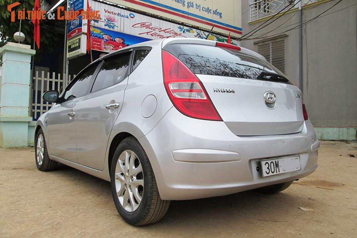 Hyundai i30 may dau dung 12 nam ban 350 trieu o Ha Noi-Hinh-8