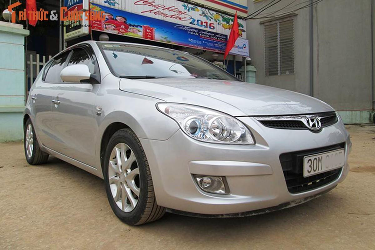 Hyundai i30 may dau dung 12 nam ban 350 trieu o Ha Noi-Hinh-9
