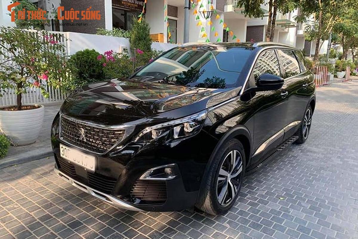 Vua mua Peugeot 5008 da ban lo hon 300 trieu tai Ha Noi