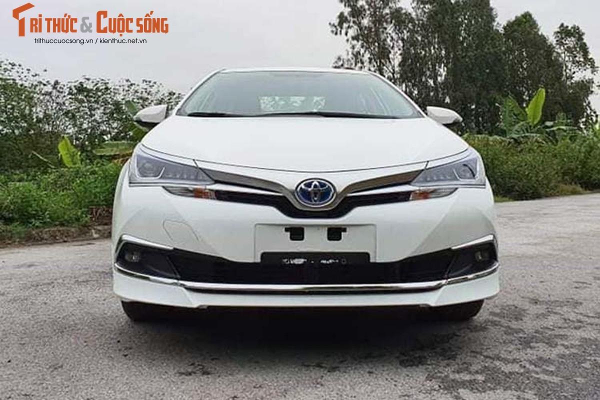 Sao Toyota Corolla Hybrid 2019 moi chi 300 trieu o Viet Nam?-Hinh-10