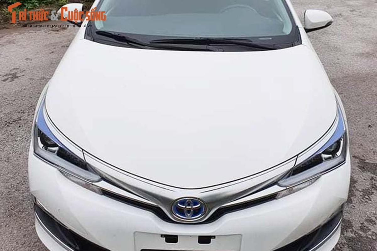 Sao Toyota Corolla Hybrid 2019 moi chi 300 trieu o Viet Nam?-Hinh-3