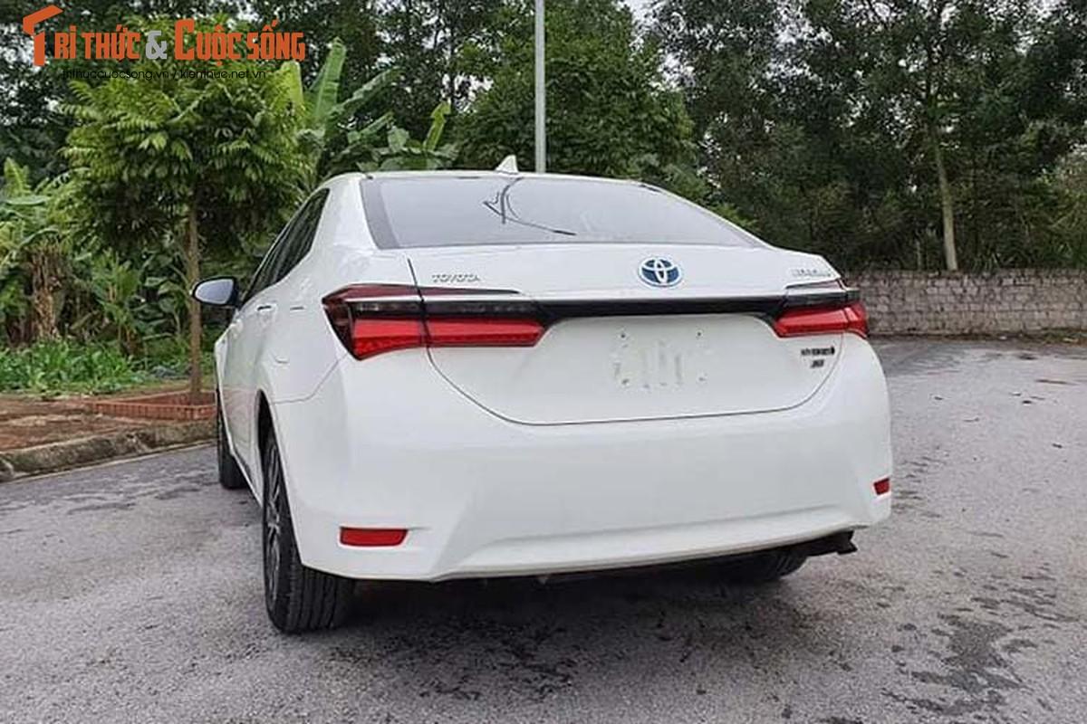 Sao Toyota Corolla Hybrid 2019 moi chi 300 trieu o Viet Nam?-Hinh-9