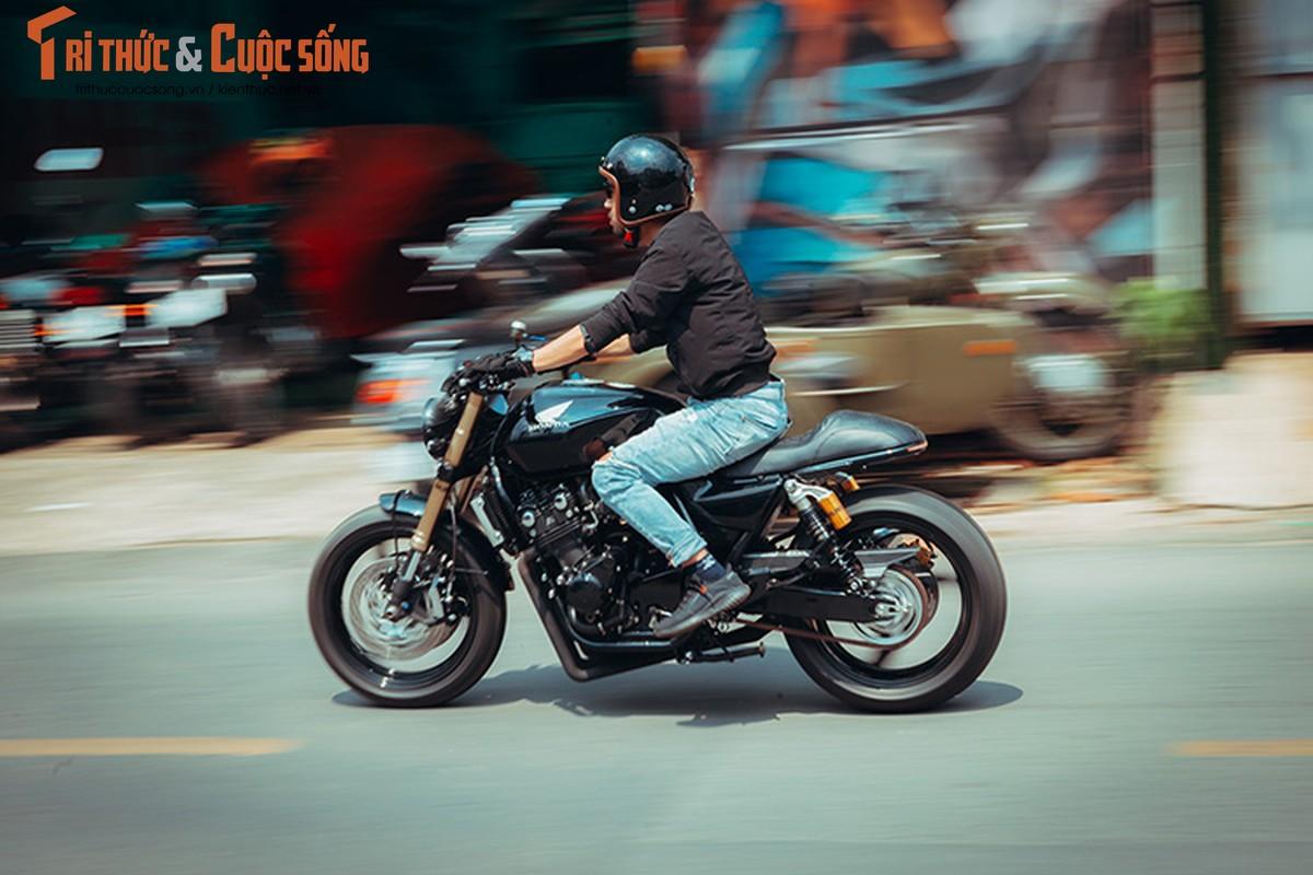 Honda CB400 cafe racer cuc chat tu lo do Tu Thanh Da-Hinh-10