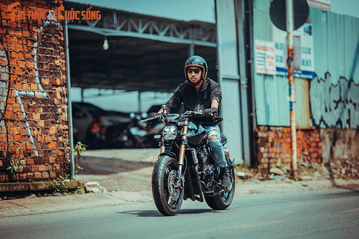 Honda CB400 cafe racer cuc chat tu lo do Tu Thanh Da-Hinh-11