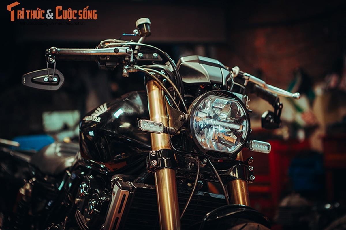 Honda CB400 cafe racer cuc chat tu lo do Tu Thanh Da-Hinh-3