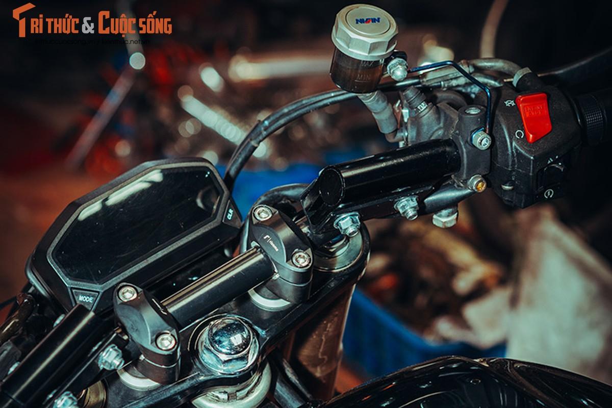 Honda CB400 cafe racer cuc chat tu lo do Tu Thanh Da-Hinh-4