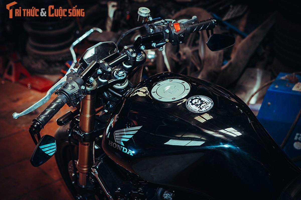 Honda CB400 cafe racer cuc chat tu lo do Tu Thanh Da-Hinh-5