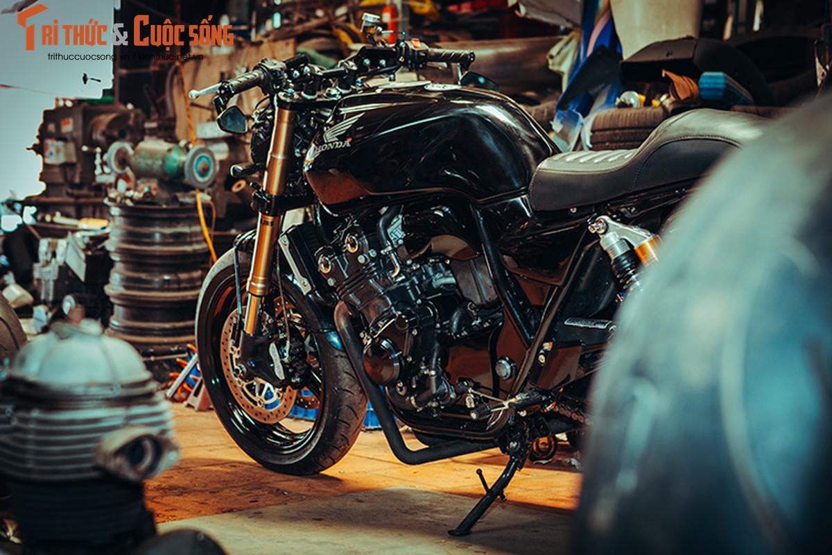 Honda CB400 cafe racer cuc chat tu lo do Tu Thanh Da-Hinh-6