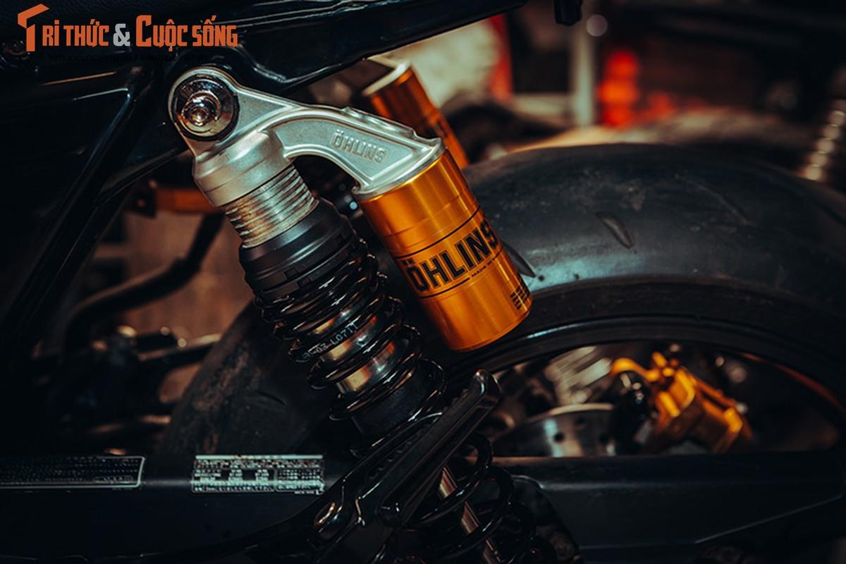 Honda CB400 cafe racer cuc chat tu lo do Tu Thanh Da-Hinh-7