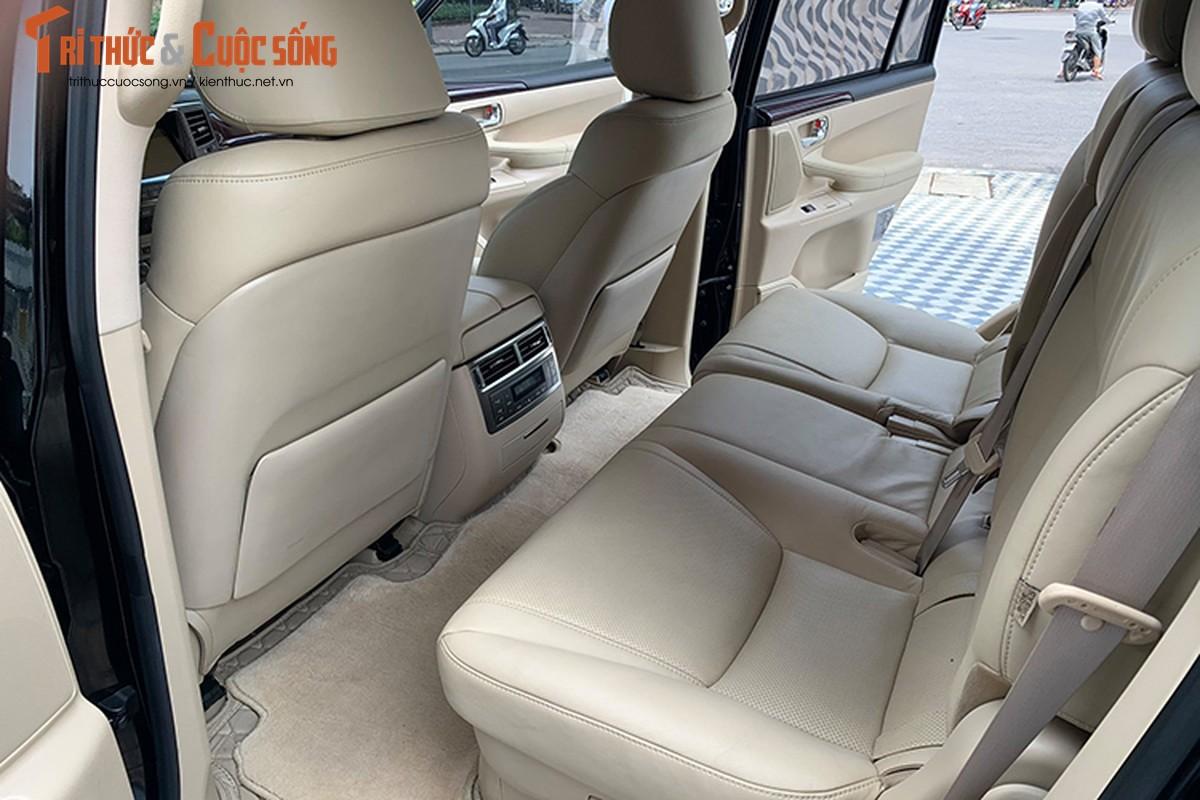 Lexus LX570 dung 10 nam chao ban 2,5 ty dong tai Ha Noi-Hinh-7