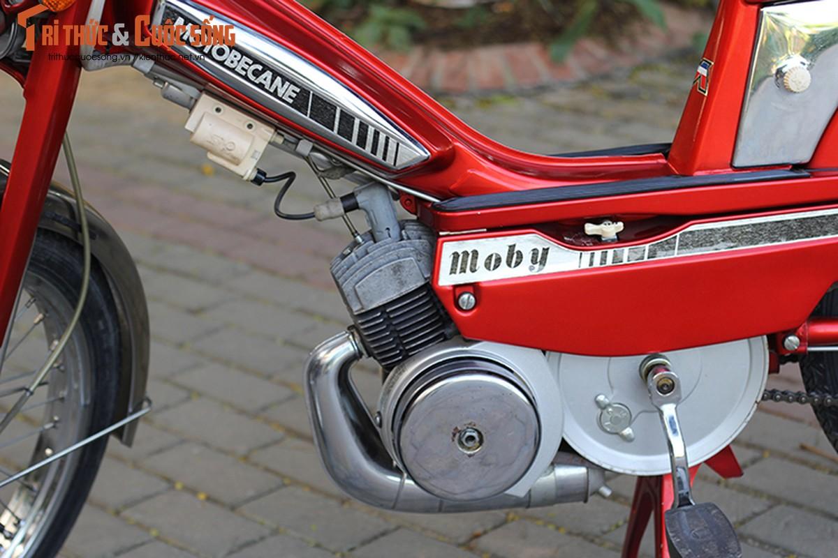 Xe dap may Motobcane Moby