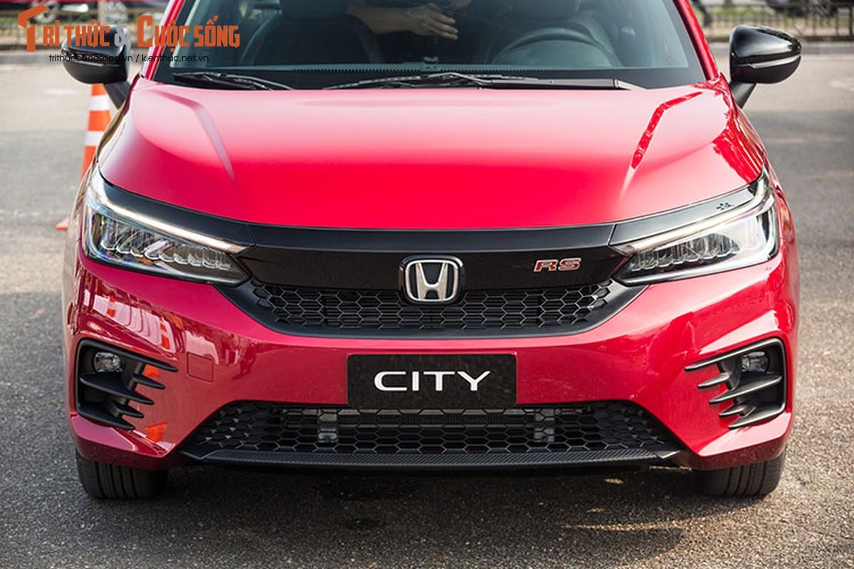 Honda City 2021 tu 529 trieu dong tai Viet Nam co gi