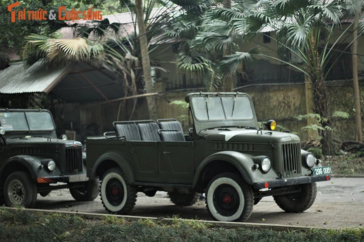 Nguoi lam vuon tang xe GAZ 69 toi gia dinh Dai tuong Vo Nguyen Giap-Hinh-5