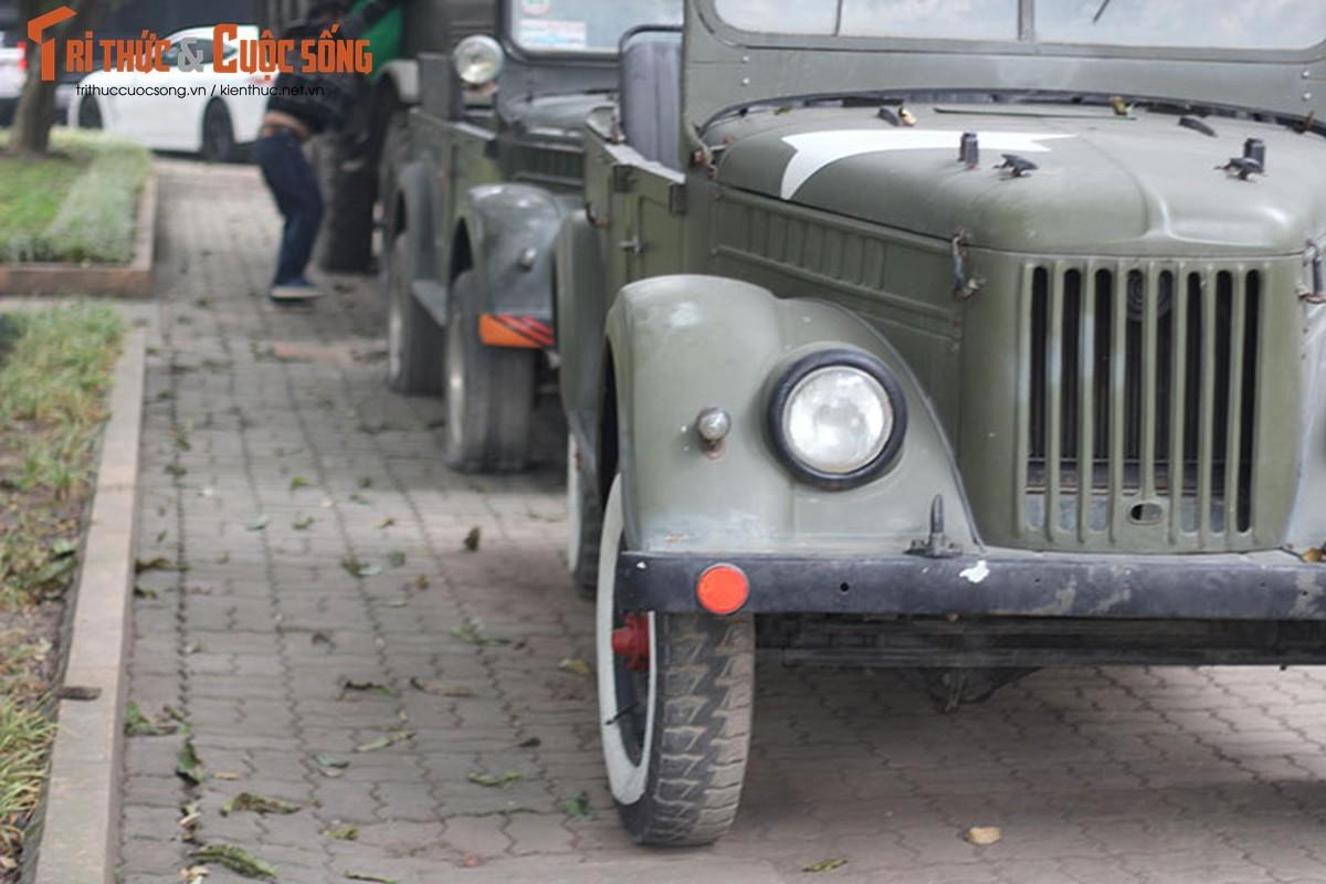 Nguoi lam vuon tang xe GAZ 69 toi gia dinh Dai tuong Vo Nguyen Giap-Hinh-7