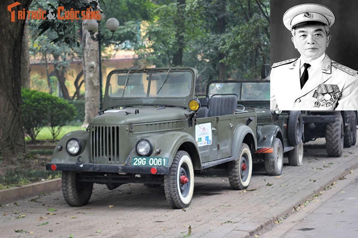 Nguoi lam vuon tang xe GAZ 69 toi gia dinh Dai tuong Vo Nguyen Giap-Hinh-8