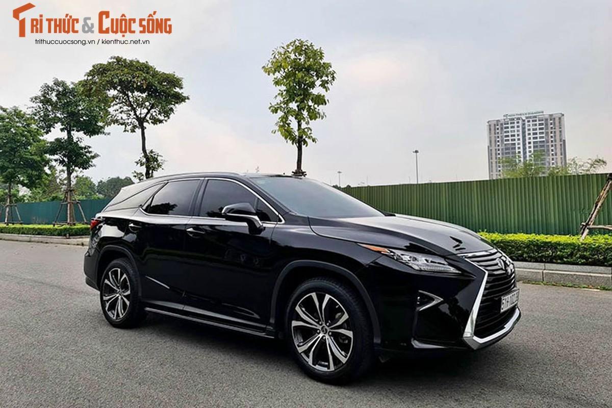 Lexus RX350L 2019 hon 4 ty tai Sai Gon, dat nhu xe moi-Hinh-11