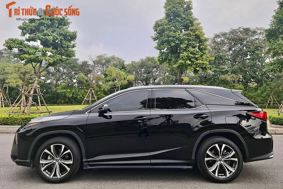 Lexus RX350L 2019 hon 4 ty tai Sai Gon, dat nhu xe moi-Hinh-2