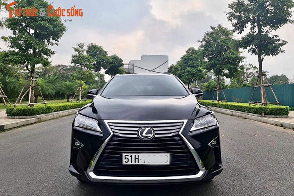Lexus RX350L 2019 hon 4 ty tai Sai Gon, dat nhu xe moi-Hinh-3