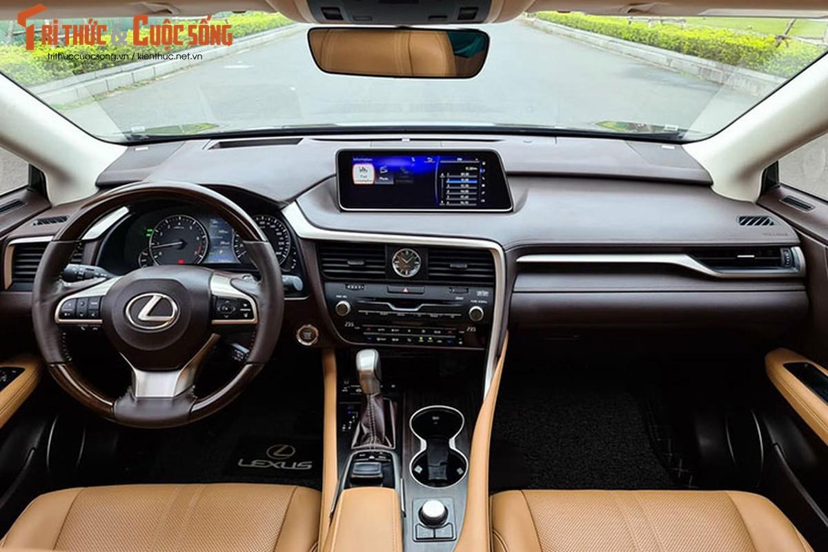 Lexus RX350L 2019 hon 4 ty tai Sai Gon, dat nhu xe moi-Hinh-5