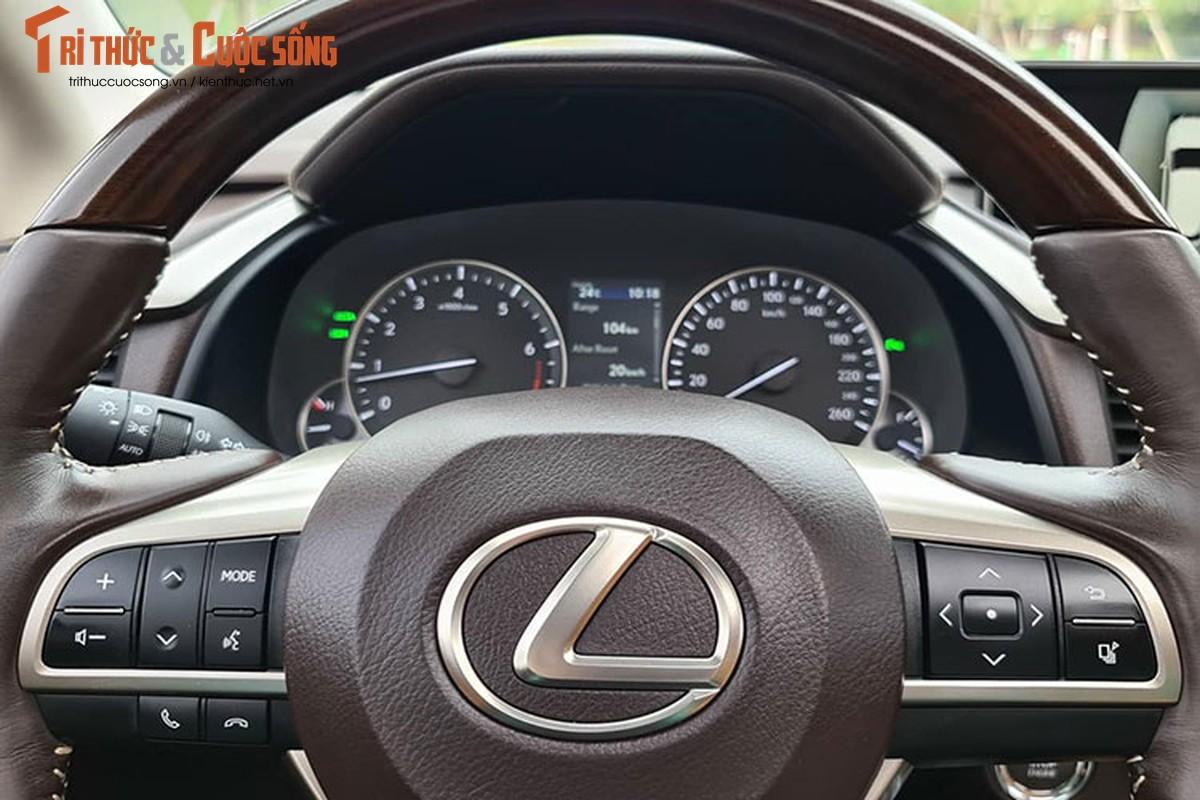 Lexus RX350L 2019 hon 4 ty tai Sai Gon, dat nhu xe moi-Hinh-6