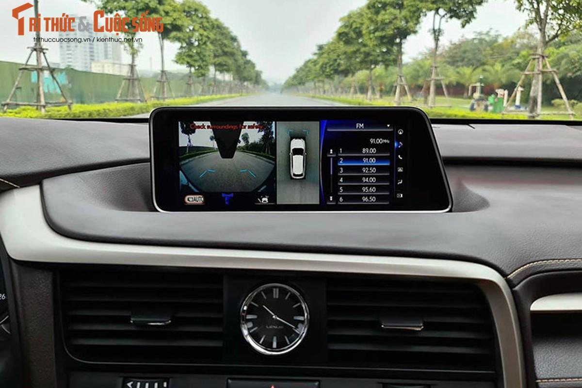 Lexus RX350L 2019 hon 4 ty tai Sai Gon, dat nhu xe moi-Hinh-7
