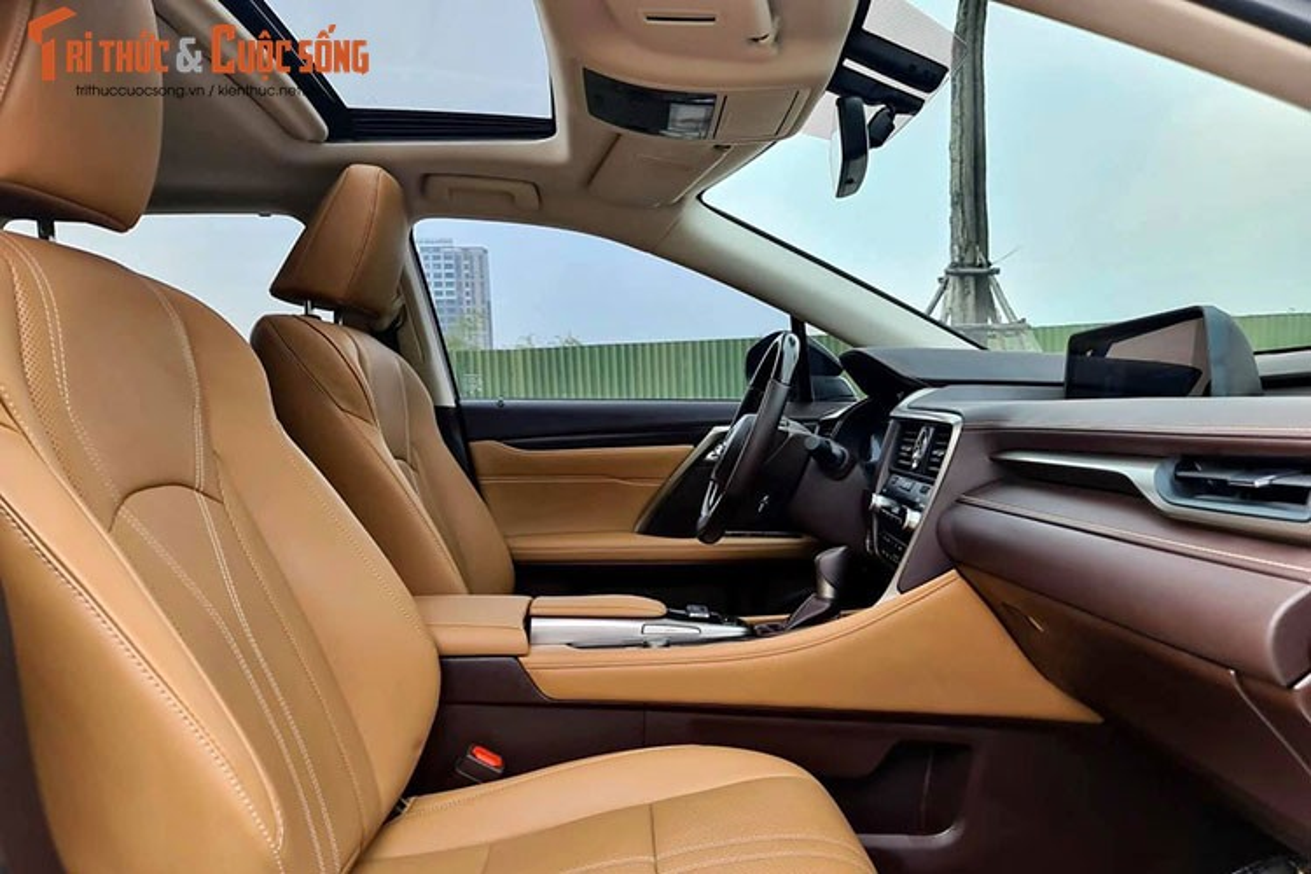 Lexus RX350L 2019 hon 4 ty tai Sai Gon, dat nhu xe moi-Hinh-8