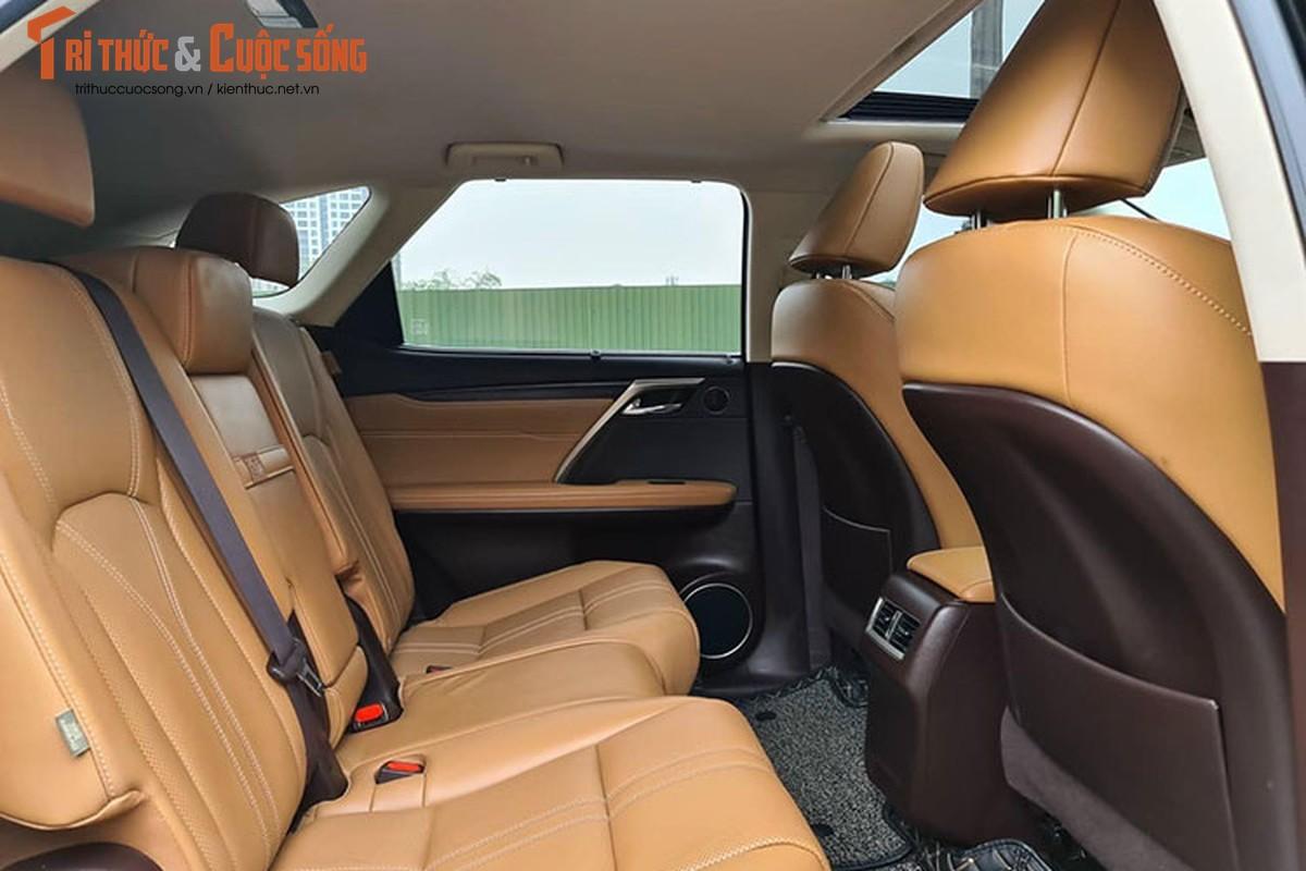 Lexus RX350L 2019 hon 4 ty tai Sai Gon, dat nhu xe moi-Hinh-9