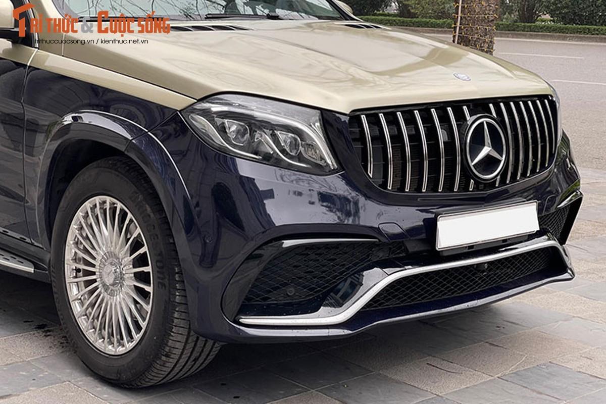 Can canh Mercedes-Benz GLS400 do Maybach hon 3 ty dong o Ha Noi-Hinh-3