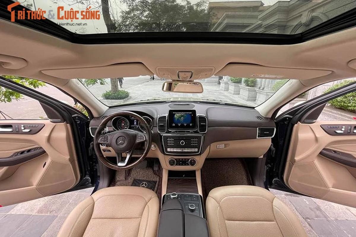 Can canh Mercedes-Benz GLS400 do Maybach hon 3 ty dong o Ha Noi-Hinh-5