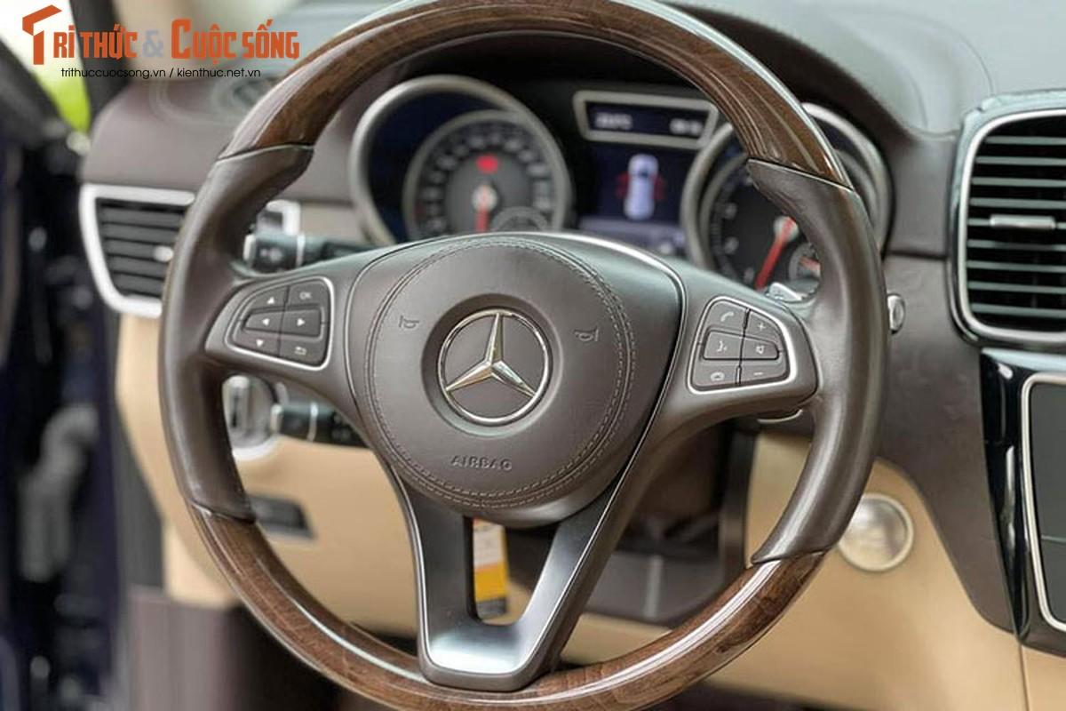 Can canh Mercedes-Benz GLS400 do Maybach hon 3 ty dong o Ha Noi-Hinh-6