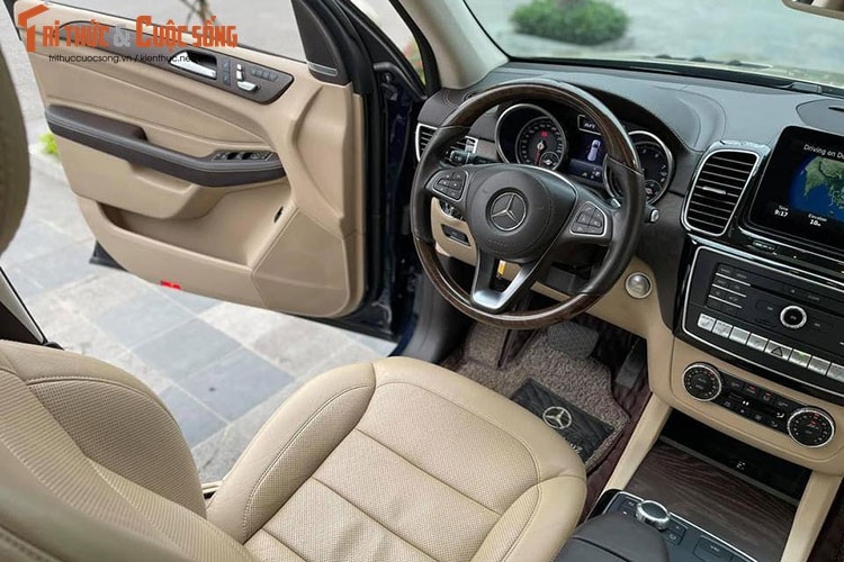 Can canh Mercedes-Benz GLS400 do Maybach hon 3 ty dong o Ha Noi-Hinh-7