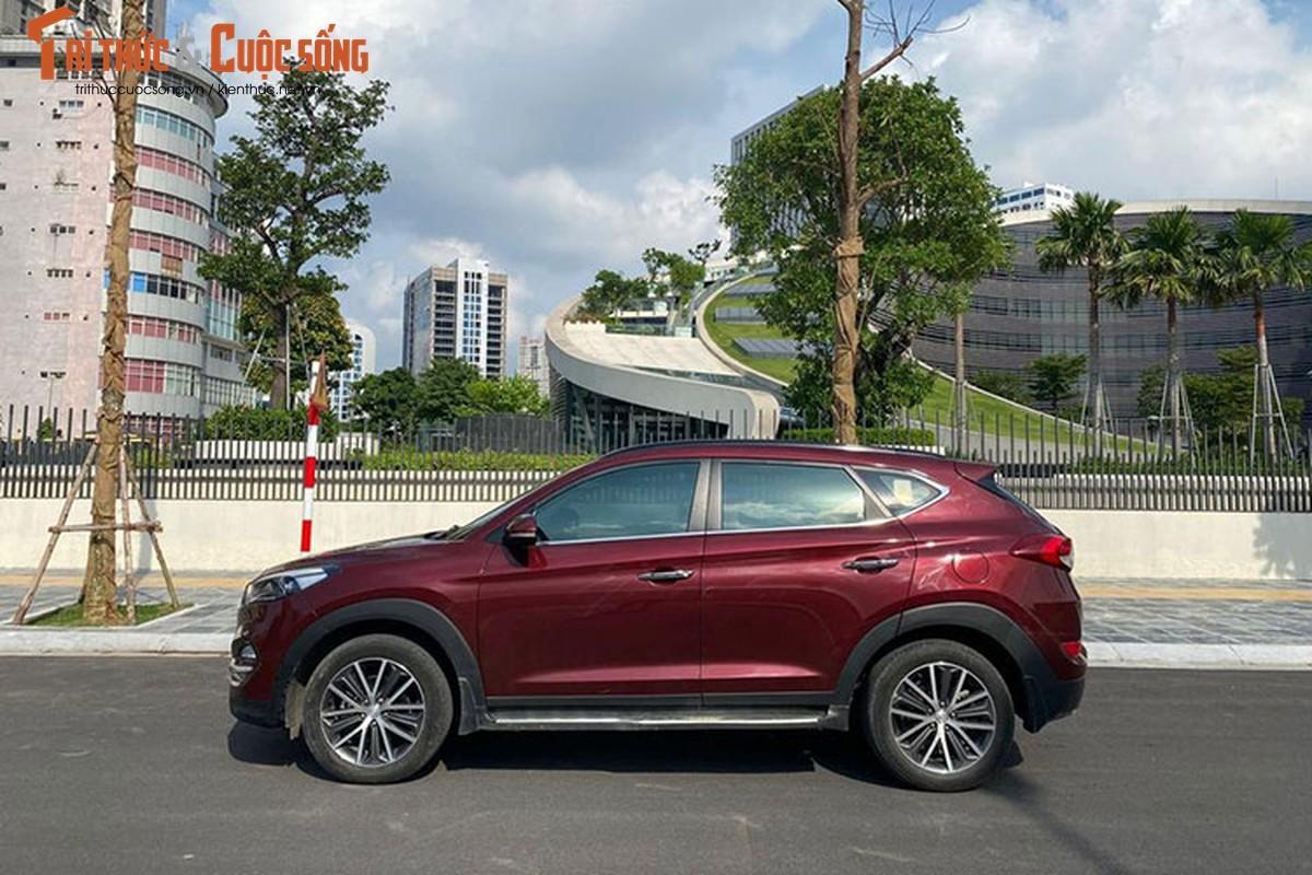 Can canh Hyundai Tucson 2016 dung chan, hon 700 trieu tai Ha Noi-Hinh-2