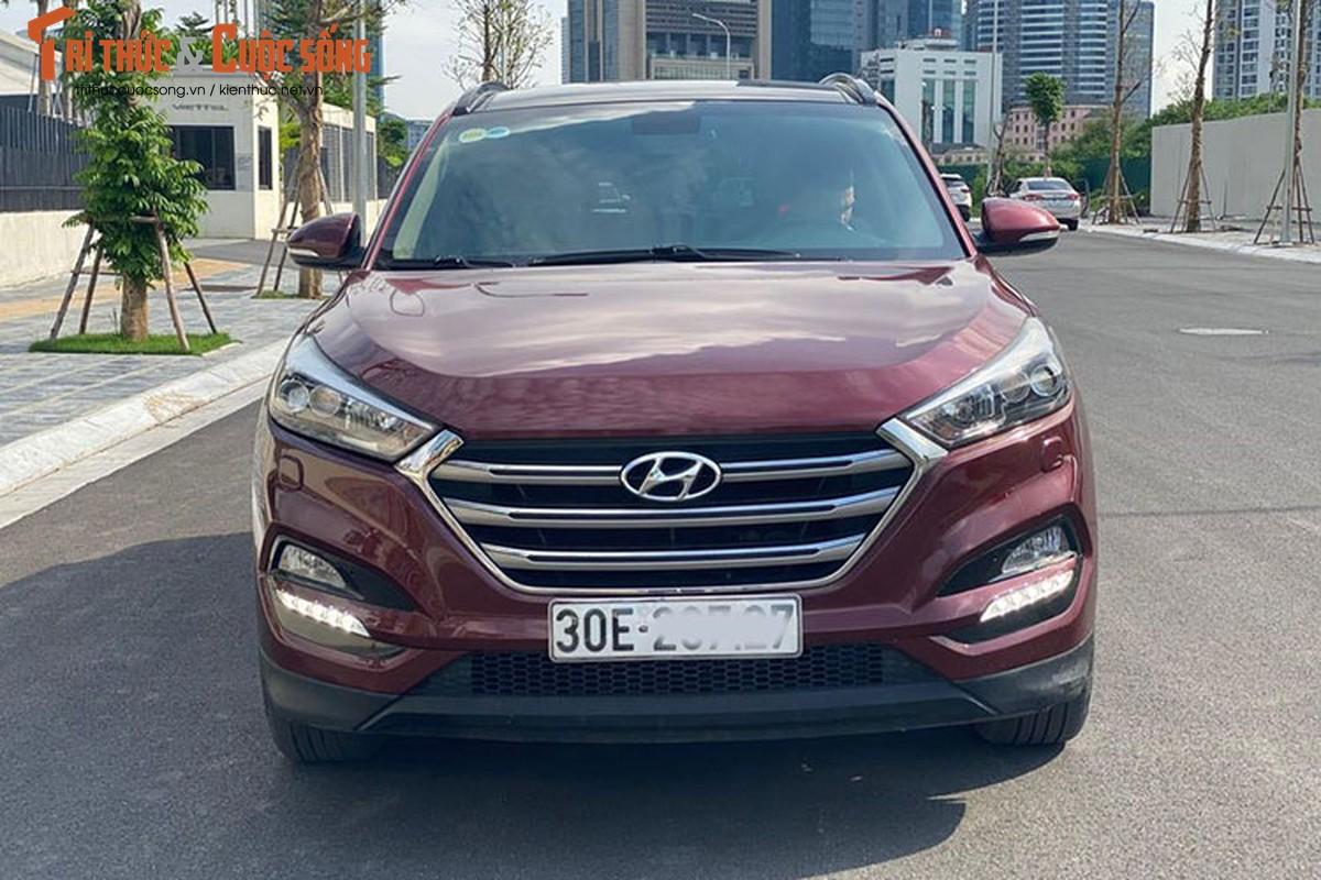 Can canh Hyundai Tucson 2016 dung chan, hon 700 trieu tai Ha Noi-Hinh-3