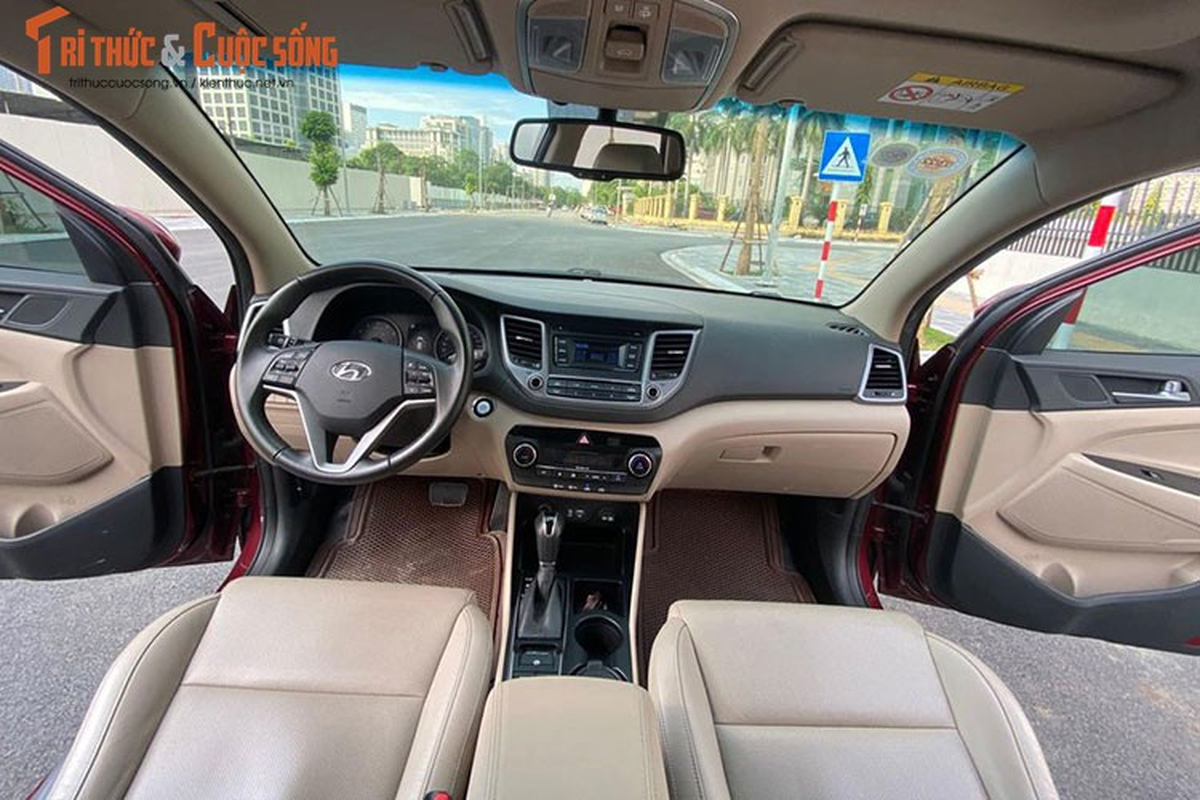 Can canh Hyundai Tucson 2016 dung chan, hon 700 trieu tai Ha Noi-Hinh-5