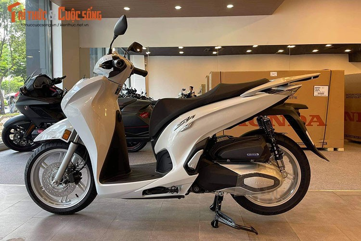 Can canh Honda SH350i 2021 nhap Y, hon 360 trieu o Sai Gon-Hinh-10