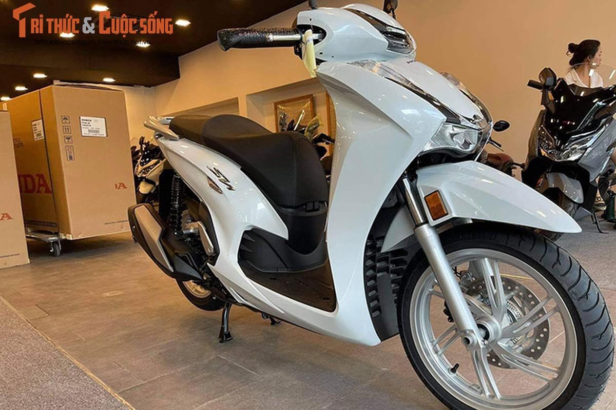 Can canh Honda SH350i 2021 nhap Y, hon 360 trieu o Sai Gon-Hinh-11