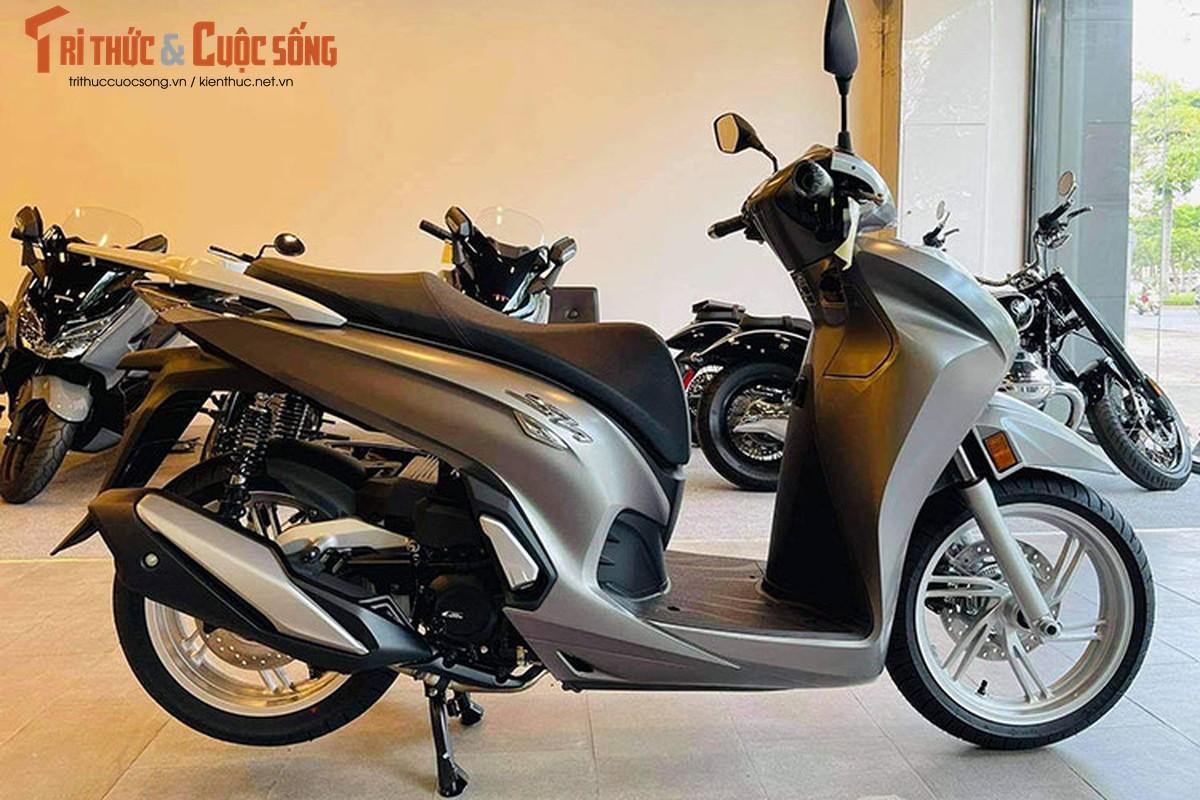 Can canh Honda SH350i 2021 nhap Y, hon 360 trieu o Sai Gon-Hinh-2