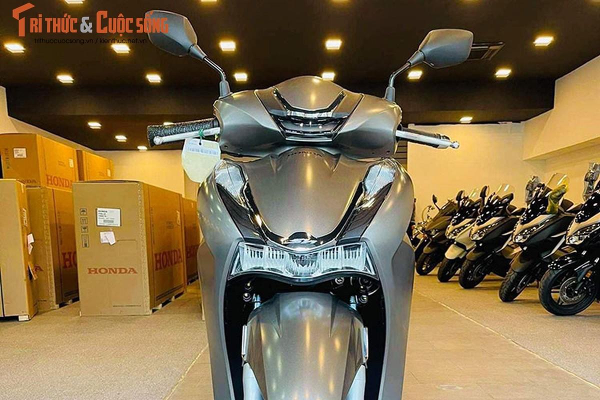 Can canh Honda SH350i 2021 nhap Y, hon 360 trieu o Sai Gon-Hinh-3