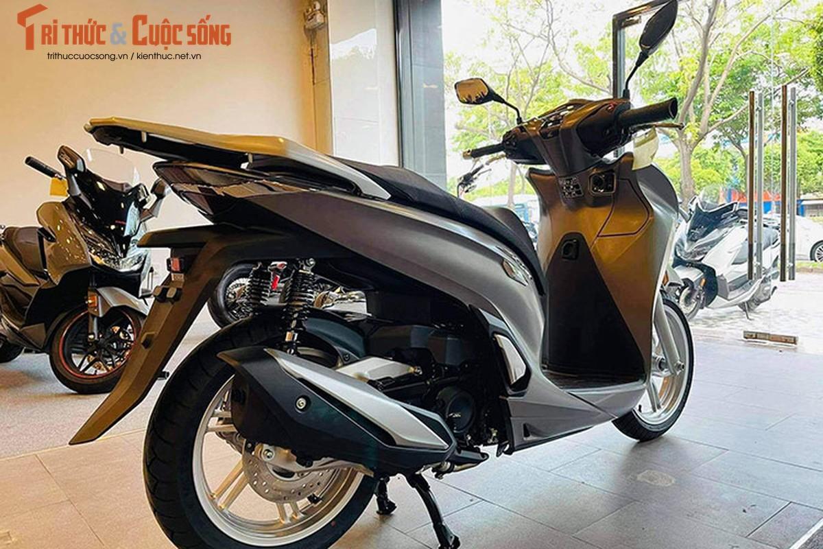 Can canh Honda SH350i 2021 nhap Y, hon 360 trieu o Sai Gon-Hinh-7