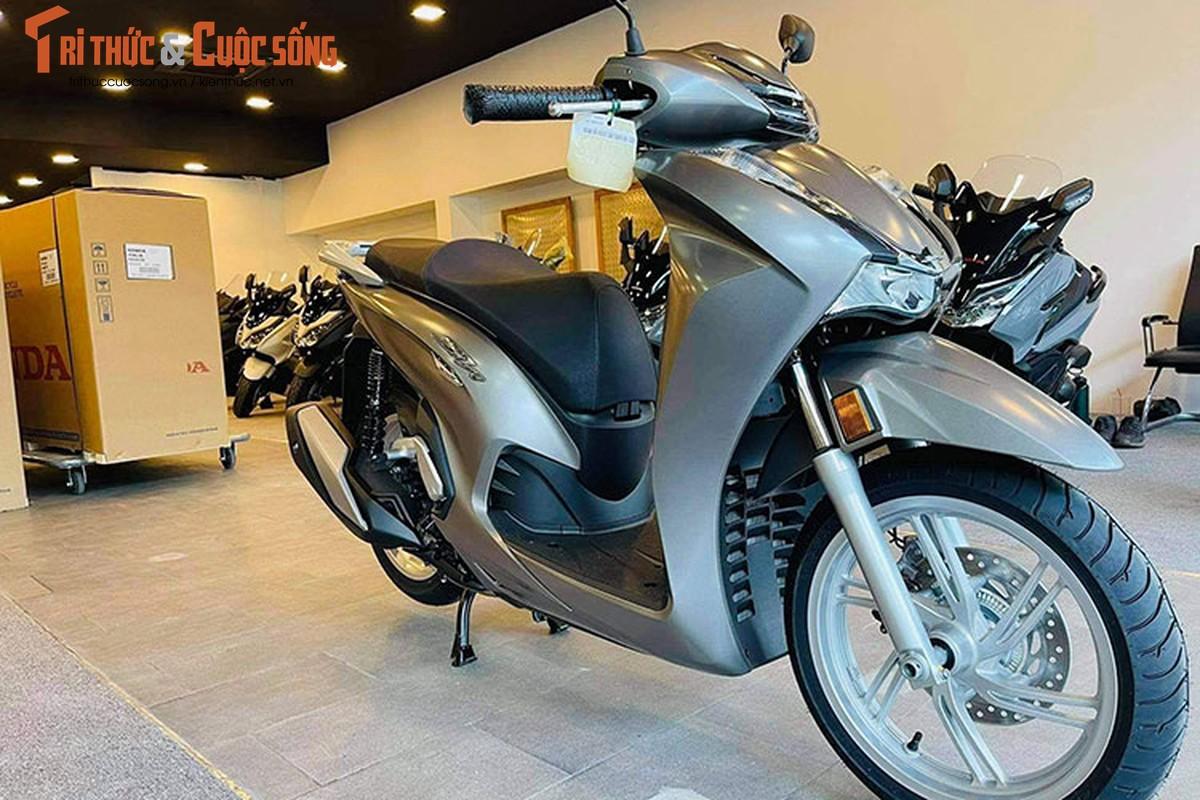 Can canh Honda SH350i 2021 nhap Y, hon 360 trieu o Sai Gon