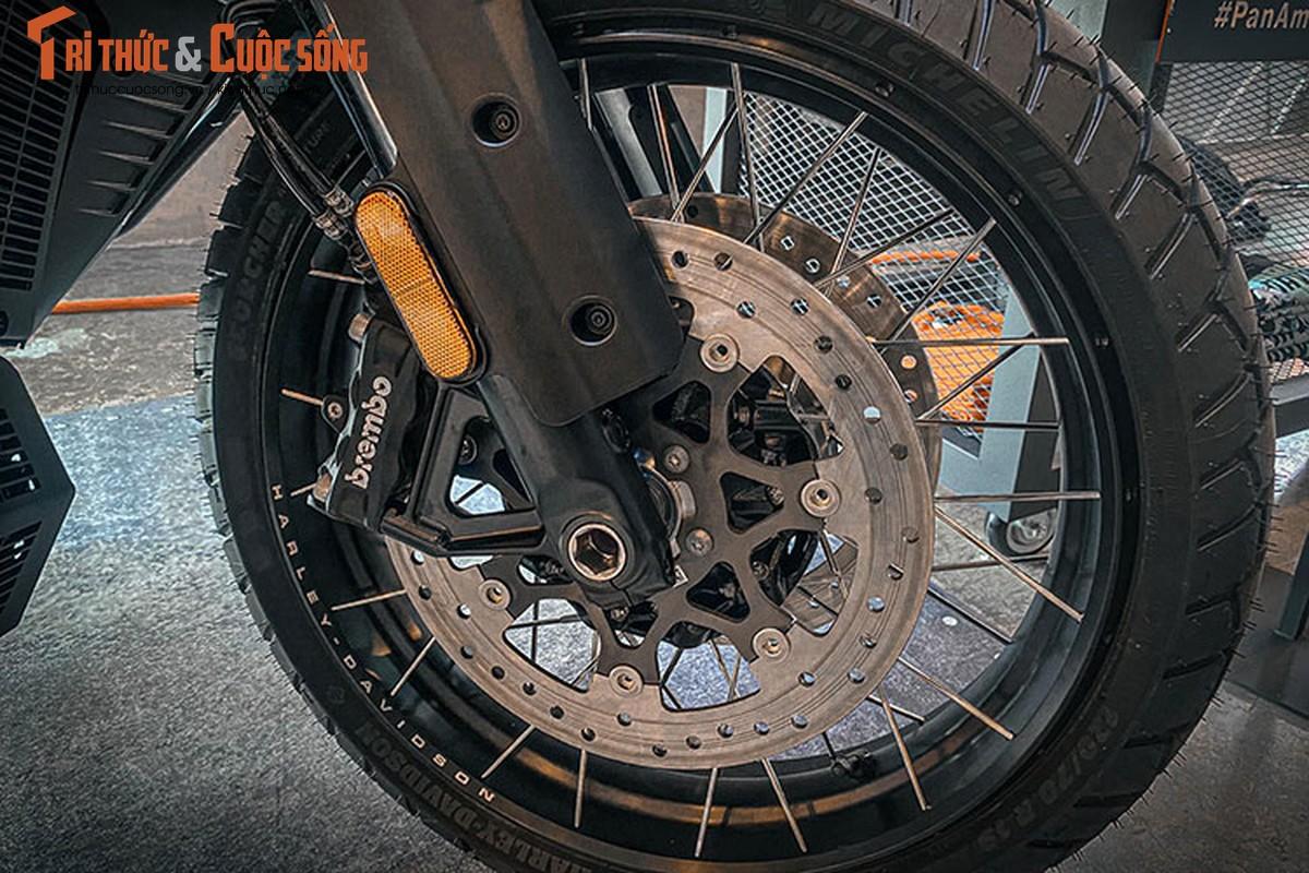 Can canh Harley-Davidson Pan America hon 830 trieu tai Viet Nam-Hinh-6