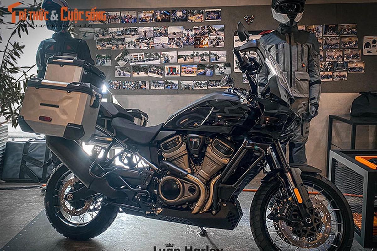 Can canh Harley-Davidson Pan America hon 830 trieu tai Viet Nam