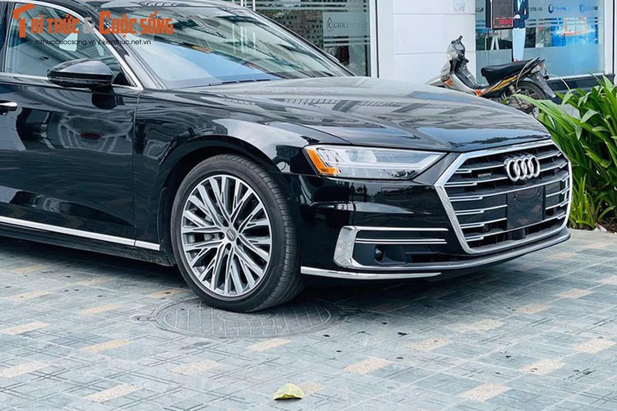 Can canh Audi A8L 2021 tai Viet Nam, du doan hon 7 ty dong-Hinh-2