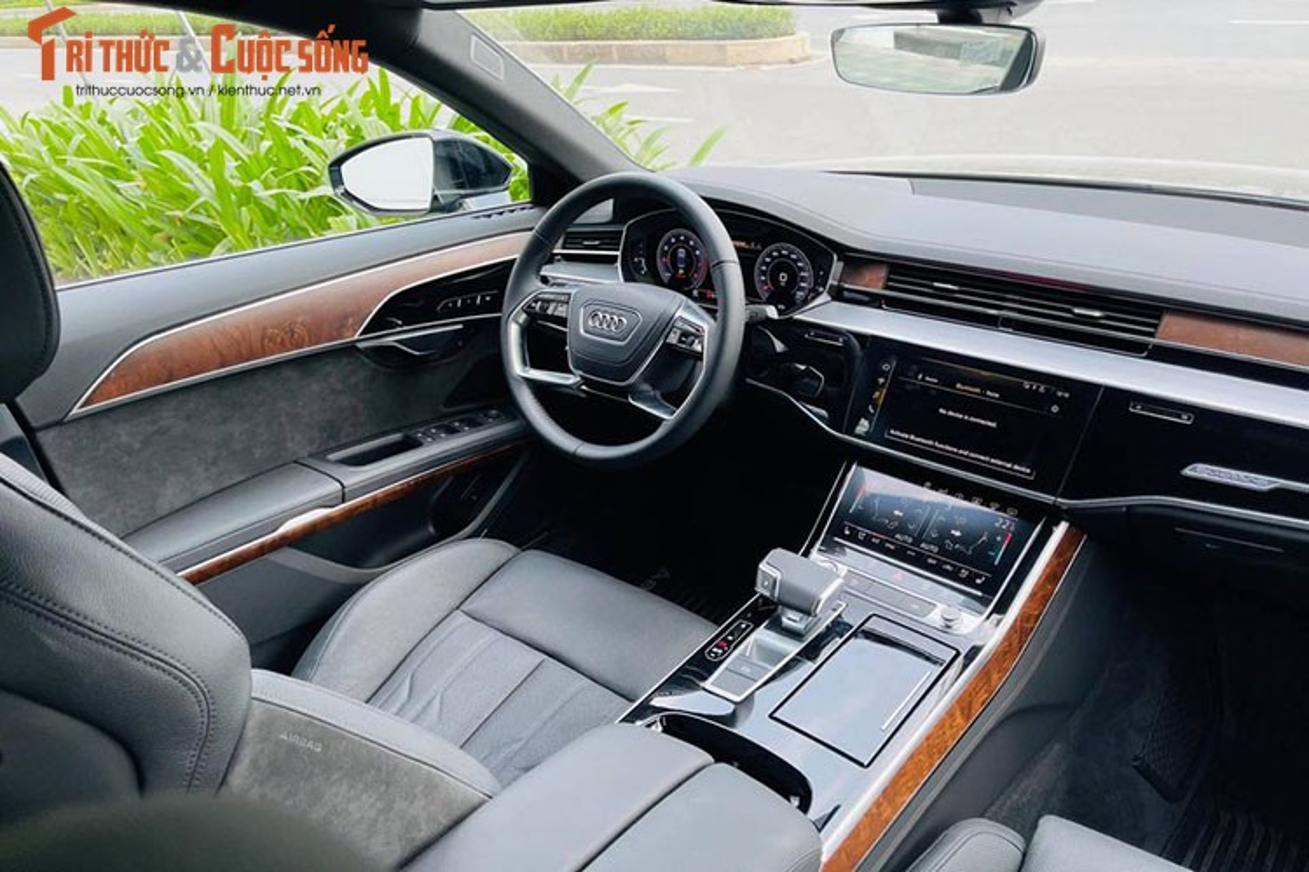 Can canh Audi A8L 2021 tai Viet Nam, du doan hon 7 ty dong-Hinh-4