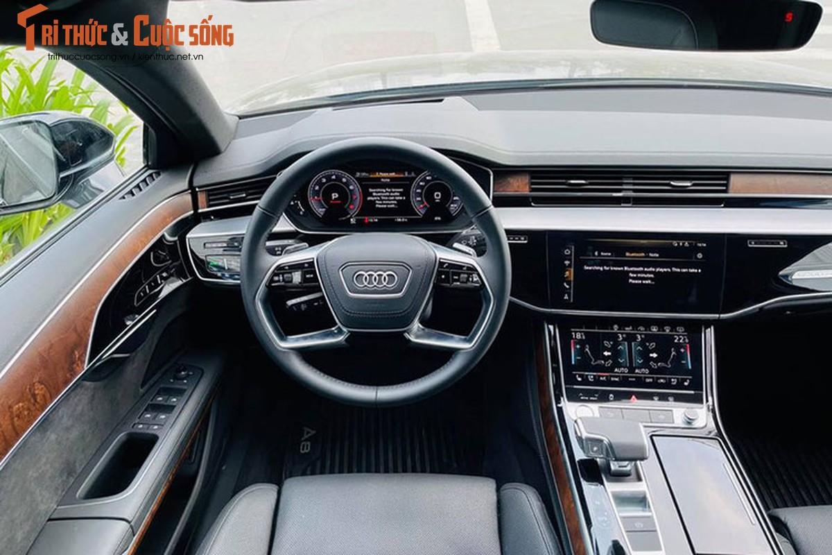 Can canh Audi A8L 2021 tai Viet Nam, du doan hon 7 ty dong-Hinh-5