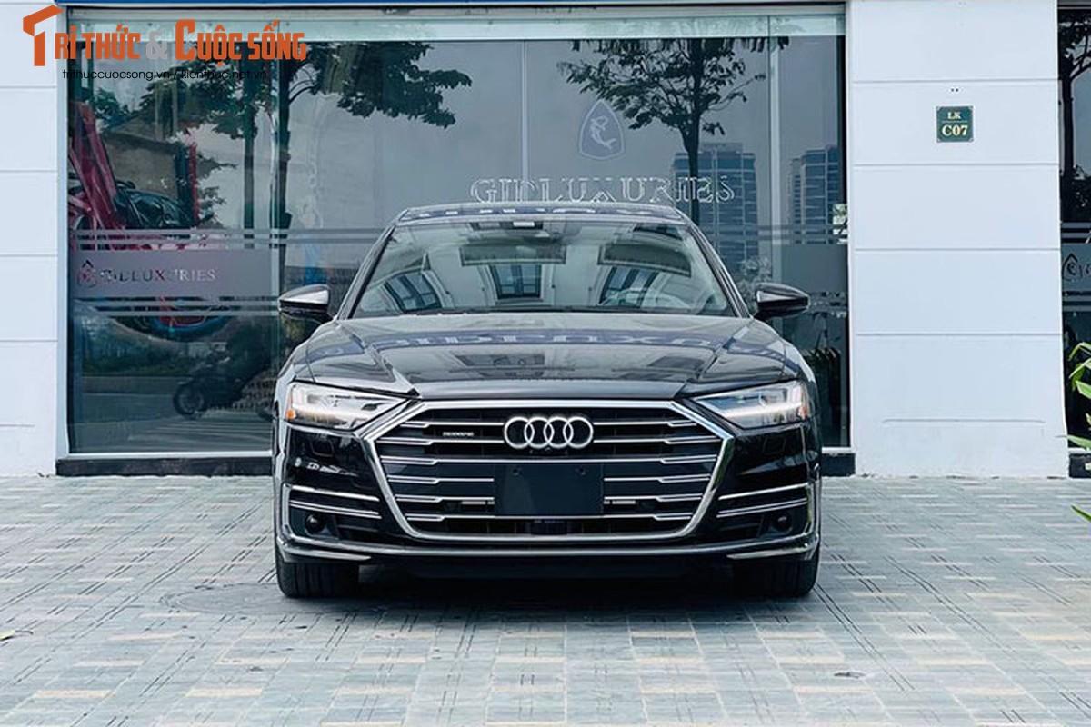 Can canh Audi A8L 2021 tai Viet Nam, du doan hon 7 ty dong-Hinh-9
