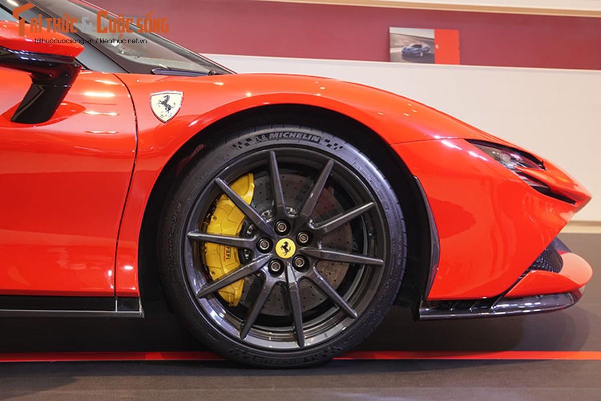 Ferrari SF90 Stradale chinh hang Viet Nam, re hon nhap tu 10 ty-Hinh-5