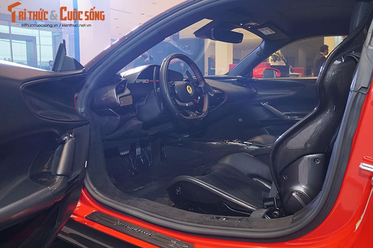 Ferrari SF90 Stradale chinh hang Viet Nam, re hon nhap tu 10 ty-Hinh-6
